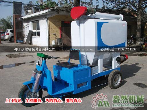 猪场自动喂料车 自动化养猪设备